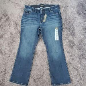 Lee flex motion 20w Jean's bootcut